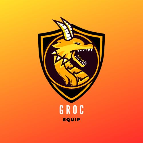 Badge equip groc